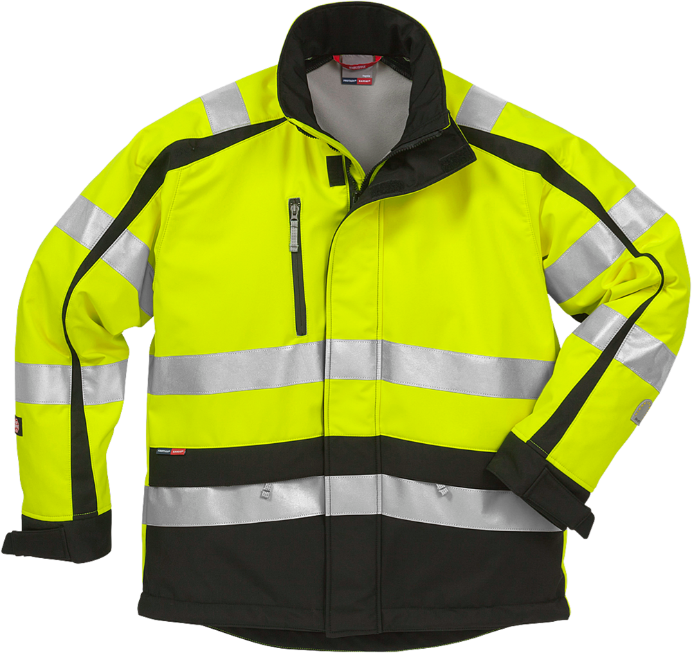 kansas 100369 Hi Vis WINDSTOPPER® jakke